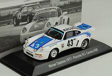 Porsche 911 Carrera RSR Racon # 43 Winner Daytona 1977 1:43 MAP Museum Spark