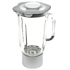 Kenwood Chef and Chef XL Glass Liquidiser / Blender - White - Complete..