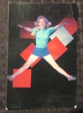 "1987 MARILYN MONROE 4x6"" Postcard VG+ 4.5 Quantity"