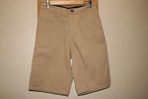 "THE NORTH FACE Mens 30"" Waist khaki chino shorts Combine ship Discount"