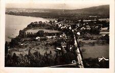 CPA  Excenevex (Haute-Savoie) - Le village et le Lac Léman      (248102)