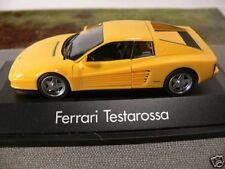1/43 Herpa Ferrari Testarossa gelb 24,99 STATT 30 € SONDERPREIS 010351