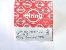 ELRING Wellendichtring Simmerring 35x48x10  mm Stirnseitig 155.560