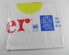 "VINTAGE TWISTER MAT ""ONLY"" 54 X 72 INCH MILTON BRADLEY MB NEW SEALED!"