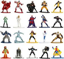 "Marvel X-Men 20 Pack Die-Cast Figures 1.65""Scale Collectable Figurine 100% Metal"