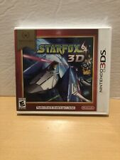 NINTENDO 3DS STAR FOX 64 3D NINTENDO SELECTS BRAND NEW AND SEALED