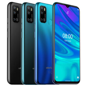 Ulefone Note 9P 4G Smartphone Handy Ohne Vertrag Octa Core Dual SIM Android 10