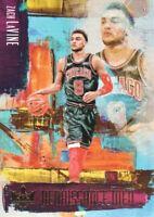 2018-19 Panini Court Kings Basketball Renaissance Men #3 Zach LaVine