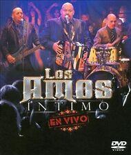 NEW Intimo En Vivo (DVD)