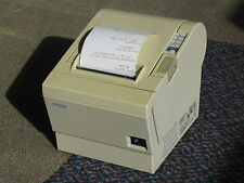 Epson TM-T88 TM-T88I 88 M129A Thermique Receipt Ticket Printer Parallel-inc PSU-