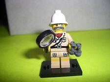 LEGO FIGURE SERIES 1 (2) 3 4 5 6 7 8 9 10 EXPLORER ADVENTURER PROFESSOR RARE