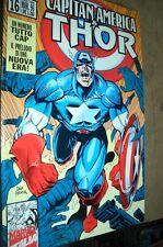 Capitan America e Thor n.16 ed.Marvel Italia