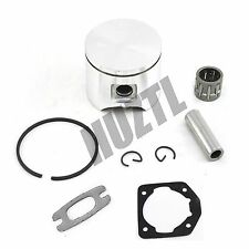 Husqvarna 55 55 Rancher 46MM Piston With Ring + Pin Bearing + Cylinder Gasket