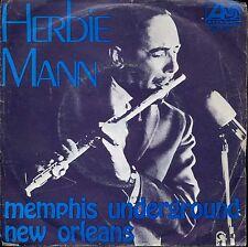 7inch HERBIE MANN memphis underground HOLLAND +PS EX/VG++ 1969