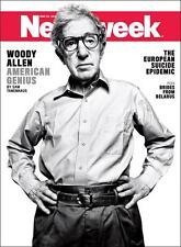 Newsweek Magazine Woody Allen Tanenhaus Jamie Dimon Rafael Nadal Trevor Noah NEW