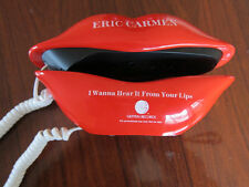 ERIC CARMEN Wanna hear it from your lips PROMO ONLY Phone Power pop Rasberries