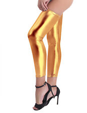 Women Sexy Sheer Shiny Stretchy Thigh High Socks Long Stockings Tight Pantyhose