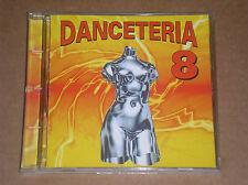 DANCETERIA 8 (REEL 2 REAL, CAPPELLA, 49ERS,ICE MC, PRODIGY) - CD
