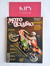 MOTOCICLISMO D'EPOCA AGOSTO 1998 - 50 ANNI PIAGGIO VESPA 125 DUCATI 450 SPAGGIAR