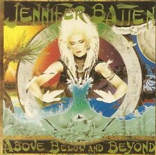 Above Below and Beyond / Jennifer Batten