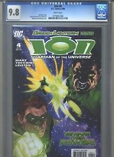 Ion #4 CGC 9.8 (2006) Green Lantern Highest Grade Only 3 @ 9.8
