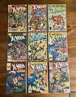 The Uncanny X-Men & X-Men Annuals Lot (Marvel Comics)