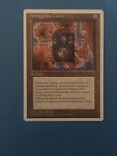 Magic The Gathering MTG - Fourth Edition - Armageddon Clock