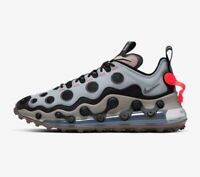 NIKE AIR MAX 720 ISPA - SILVER, BLACK, CRIMSON CQ6278 001 - UK 8, 9, 9.5