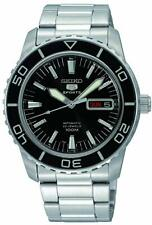 Seiko Fifty Five Fathoms 43mm Stainless Steel Case Silver Strap-(SNZH55)#T663066