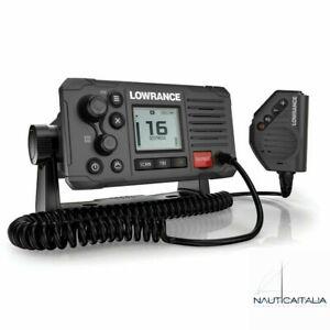 LOWRANCE Link-6S VHF Nautico Classe D con ricevitore GPS integrato 000-14493-001