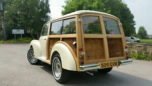 Morris Minor ''California'' Style Travellers built to order