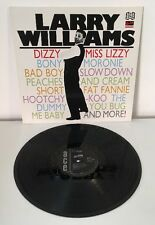 Larry Williams Dizzy Miss Lizzy 1985 Vinyl LP Record Compilation EX+/EX+ Mono