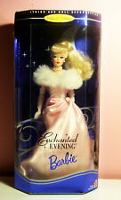 Vtg Collector Edition Enchanted Evening Barbie 1960 Fashion Doll Reproduction Bx