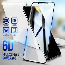 6D Fit Apple iPhone 11 Pro Max Tempered Glass Screen Film Protector 9H Guard UK
