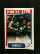 Niko Hulsizer 2019 MWL All Star Card Great Lakes Loons Dodgers