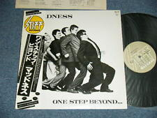 MADNESS Japan 1980 Japan Original VIP-6708 NM LP+Obi ONE STEP BEYOND