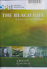 THE BEACH BILL & SPECIAL FEATURE: NESTUCCA SPIT - NEW, SEALED DVD