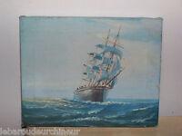 Peinture marine. Marine paint