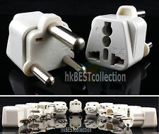South African Plug ( Type M ) - Universal Travel Adapter AC Power 3 round pins