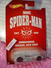 Chase SCOOPA DI FUEGO 2017 MARVEL SPIDER-MAN HOMECOMING🎬Hot Wheels☠Walmart
