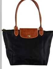 Longchamp Black long handle tote