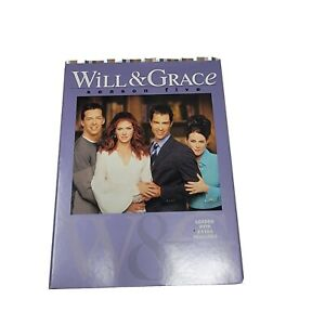 Will And Grace - Season 5 (DVD, 2006, 4-Disc Set)