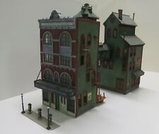 FANNY SCHWANN'S CONFECTIONERY CO. BUILT, EXCELLENT!! MASTER CREATIONS, WOOD, HO