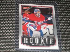 2007-08 07-08 UPPER DECK VICTORY CAREY PRICE ROOKIE RC #303!!!!!
