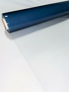"""Marine Clear Vinyl 30 Gauge Double Polished 10 Yards Outdoor Boat Automotive 54"""""""