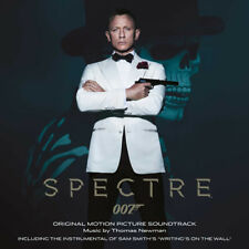 Spectre 007 OST Thomas Newman CD Daniel Craig Bellucci Seydoux