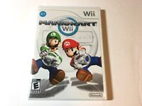Please Read Mario Kart Wii (Nintendo Wii, 2008)