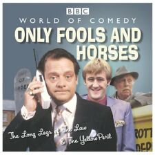 BBC World Comedy Classic Only Fools and Horses CD Delboy Rodney Trotter Grandad