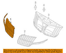 Lincoln FORD OEM 13-15 MKT-Grille Grill Right DE9Z8200AA