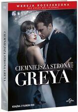 Ciemniejsza Strona Greya DVD Film Szybka Wysylka Z Polski PL